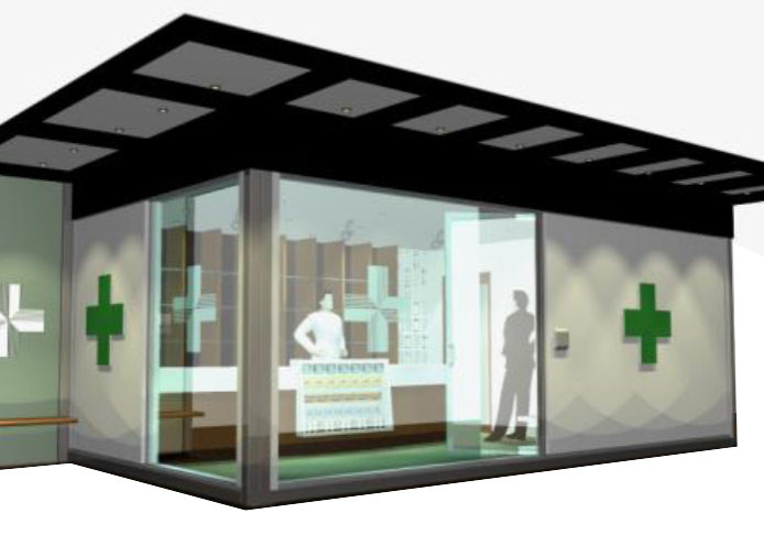 Modular builds for the healthcare sector